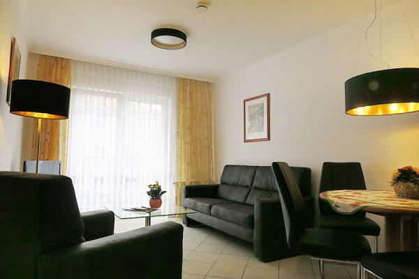 3-Raum-Ferienwohnung im Ostseebad Binz auf Rügen