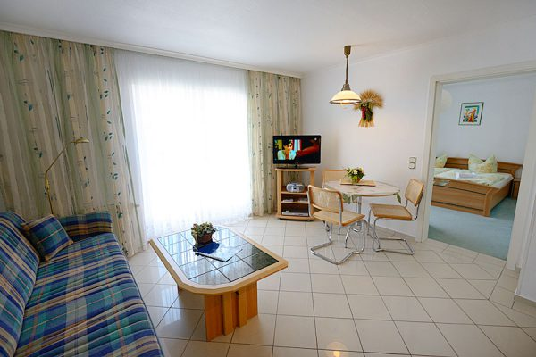 Urlaub in den Ferienwohnungen der Biermann Apartments im Ostseebad Binz auf Rügen