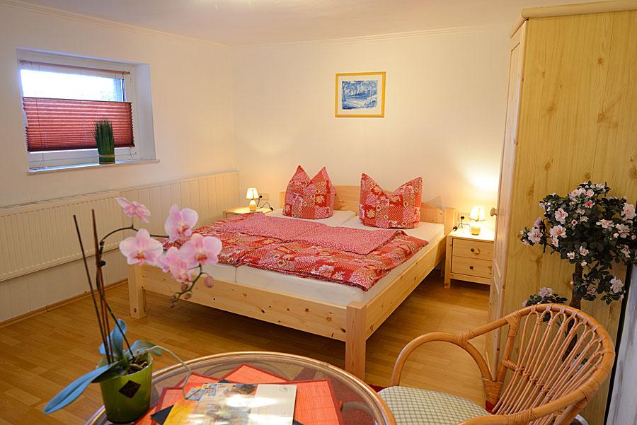 1-Zimmer-Appartement für 2 Personen im Ostseebad Binz auf Rügen – Apartments Biermann
