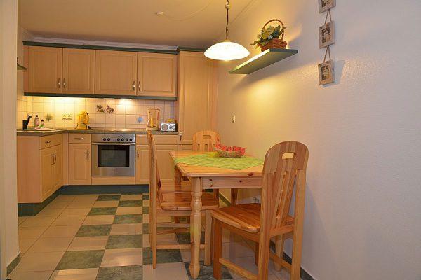 Urlaub an der Ostsee in der 2-Zimmer-Ferienwohnung von Biermann Apartments im Ostseebad Binz auf Rügen